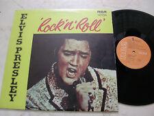 Elvis Presley ROCK 'N' ROLL ITALIAN RCA deepgroove 1973