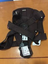 Baby Bjorn BabyBjorn Brown Infant Baby Toddler Carrier Sling w/ Back Support