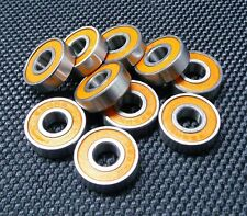 ABEC-7 [1 PCS] S686-2RS (6x13x5 mm) 440c Stainless Steel CERAMIC Ball Bearing