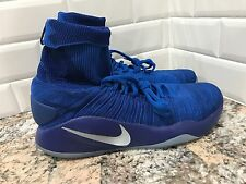 Nike Hyperdunk 2016 FK Mens SZ 12 Basketball Elite Game Royal Blue 843390-404