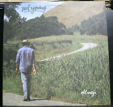VINYL RECORD ALBUM NEIL YOUNG OLD WAYS