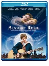 AUGUST RUSH (Freddie Highmore)  -  Blu Ray - Sealed Region free for UK