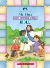My First Read And Learn Bible NEW