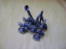 Cast Iron HEAVY DUTY Catapult MINIATURE Miniature Medieval Catapult