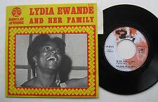"""7"""" Lydia Ewande And Her Family – Ebi Weka - mint- Youla Fode"""
