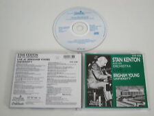 STAN KENTON & HIS ORCH./LIVE AT BIGHAM YOUNG UNIVERSITY(CREATIVE WORLD STD 1039)