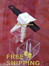 Dental Acrylic stand Impression Dispenser Gun Mixing Tips Organizer Holder