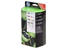 HP ORIGINAL VALUE  PACK  940XL C2N93AE HP OJ PRO-8000 INK 4xNo.940XL C M Y BLACK