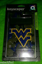WEST VIRGINIA WVU THEMED EXTRA LARGE DESK CALCULATOR FOR OFFICE OR HOME~NEW~CAMO
