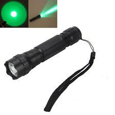2000 Lumen WF-501B CREE Q5 LED Bike Bicycle Flashlight Torch Lamp Green Light