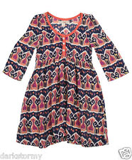 "BNWT BILLABONG TODDLER KIDS GIRLS""SCARLETT"" DRESS STUNNING (4) HALF PRICE"
