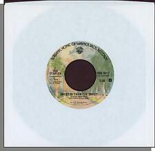 """The Staples - Sweeter Than The Sweet + Making Love - 1976 7"""" 45 RPM Single!"""