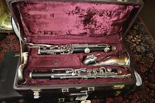 Buffet Professional Bass Clarinet Range to Eb VERY NICE! QuinnTheEskimo