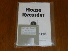 Mouse Recorder - NEW - Acorn Archimedes / A3000 / Risc PC etc / Risc OS