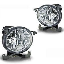 Fits 03-06 Hyundai Accent Clear Fog Lights Pair