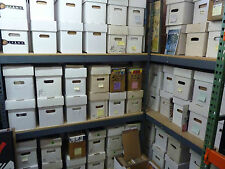 1 box lot 50 OLD COMICS MARVEL DC Avengers X-Men Batman Hulk etc wholesale cgc