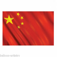5ft Sports CHINA Party Large CHINESE National Fabric Flag