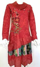 BNWT SAVAGE CULTURE stunning designer red dress,size Medium