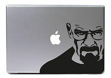 "Apple MACBOOK AIR PRO 15"" Breaking Bad Walter Adesivo STICKER SKIN DECAL 732"