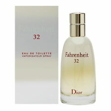 CHRISTIAN DIOR FAHRENHEIT 32 EAU DE TOILETTE 50ML SPRAY - PROFUMO UOMO
