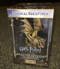 HARRY POTTER HUNGARIAN HORNTAIL MAGICAL CREATURES FIGURE