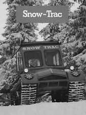 AKTIV SNOW TRAC WORKSHOP & SPARE PARTS MANUALS