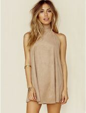 NWT SML BLUE LIFE SWING DRESS, Love Lemons Stone Cold Fox Reformation Vince Joie