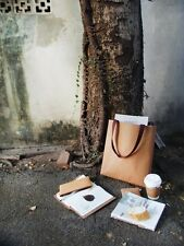 Washable Kraft Paper Tote Bag/ Hand Bag - Environmental friendly
