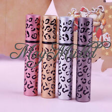 New Fashion Travel Refillable Leopard Empty Atomiser Spray Perfume Bottle 8ml N