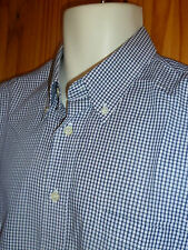 SMALL CHECK BUTTON DOWN SHIRT SKINHEAD MOD SCOOTER NORTHERN SOUL INDIE  *