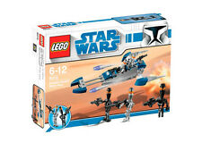 NEW IN SEALED BOX - LEGO 8015 STAR WARS Assassin Droids Battle Pack - 94 pieces