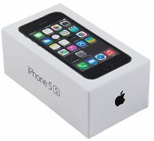 NEW in BOX APPLE iPhone 5s 16GB SPACE GRAY AT&T LOCKED SMARTPHONE