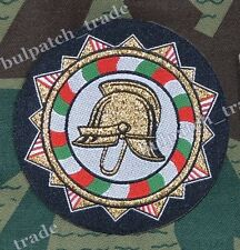 Bulgarian FIRE BRIGADE & RESCUE Service Uniform Sleeve PATCH #1
