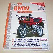 Reparaturanleitung BMW R 1100 S - ab Modelljahr 1998!