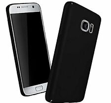 Black Ultra Thin Matte Hard Plastic Case Cover Skin For Samsung Galaxy S7