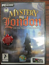 Mystery in London - on the Trail of Jack the Ripper  PC CD-ROM Version