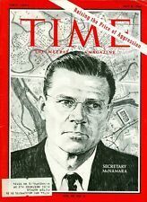 1966 Time Magazine: Robert McNamara Raising the Price of Aggression