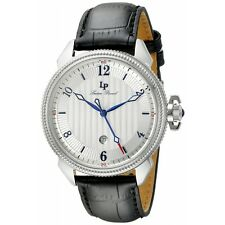 Lucien Piccard Men's Analog Display Japanese Quartz Movement Watch