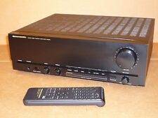 MARANTZ STEREO AUDIO/VIDEO AMP AMPLIFIER DECK PM493 BLACK