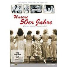 UNSERE 50ER JAHRE - WIE WIR WURDEN, WAS WIR SIND 2 DVD NEU