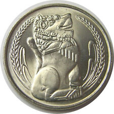 elf Singapore 1 Dollar 1981  Lion