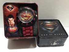 toycastle SUPERMAN WATCH FOR KIDS (RED)