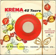 "GEORGES ARVANITAS & HIS FIVE CATS ""SWEET BARBARA"" JAZZ 50'S EP KREMA HOLLYWOOD 8"