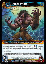 WOW WARCRAFT TCG WAR OF ANCIENTS : ALPHA PRIME X 4