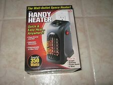 NEW! As Seen on TV Handy Heater Heat Warm Warmer Home RV Bathroom Ceramic Space