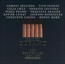 Gold Collection: Mambo Cubano Golden Age  MUSIC CD
