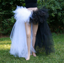 Punk Style Women Fancy Dress Tulle Burlesque Moulin Rouge Skirt Party Costumes
