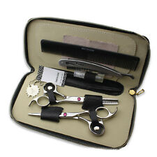 Professional Hair Cutting +Thinning Scissor Salon Barber Shears Hairdressing Set