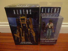 Neca Aliens Deluxe Vehicle Power Loader P-5000 & Ellen Ripley Action Figure BN