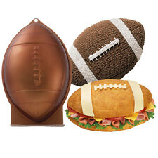 Wilton Rugby & American Football Cake Pan Tin.